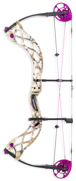 BowTech Carbon Rose Camo