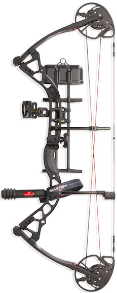 BowTech Fuel Black